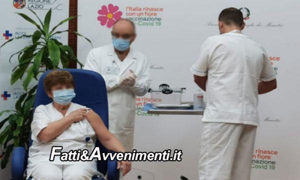 Palermo. Covid: 19 positivi in un reparto del Civico tra cui 7 sanitari vaccinati tra il 31 dic. e il 7 gennaio