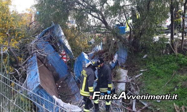 A29 Palermo-Mazara. Incidente tra camion tra Terrasini e Montelepre: un morto