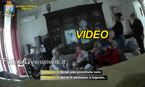 """Palermo. Anziani presi a schiaffi e calci in casa di riposo: """"t'ammazzo a legnate… prostituta"""", 4 arresti"""