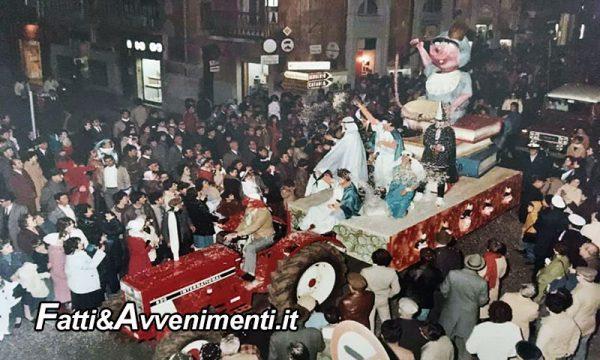 Storie di Sicilia. Carnevale atipico del 1983 in un angolo del sud italia