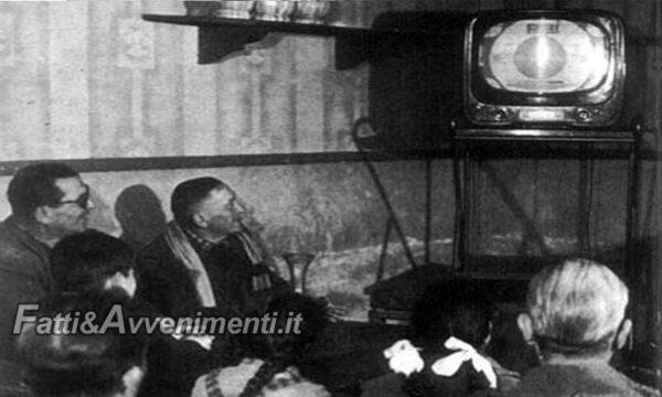 Storie Di Sicilia. Anno 1963: il televisore entra nelle nostre case da protagonista