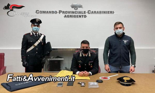 Agrigentino meta di arrivo di pacchi di hashish provenienti dalla Spagna: altri 2 arresti fra Licata e Naro