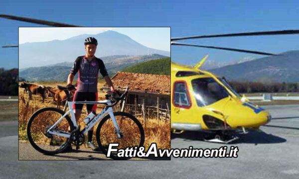 Messina. Ciclista 17enne travolto da un camion: era una giovane promessa del cicilismo nazionale