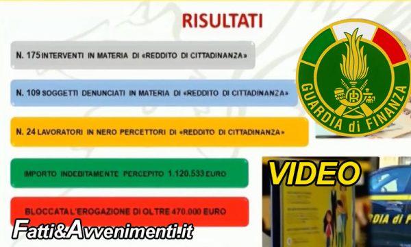 """Messina. Finanza e Inps scoprono 175 furbetti del """"Reddito di cittadinanza"""": tra loro anche avvocati"""