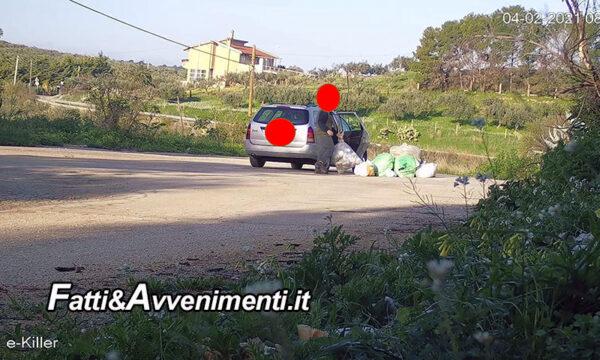 Sciacca. Le telecamere E-Killer beccano 20 lanciatori di rifiuti: erogate  sanzioni di € 200,00 ciascuna