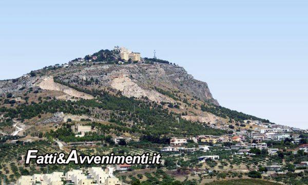 """Sciacca. La Regione inserisce Il monte San Calogero (Kronio) in """"Zona Speciale di Conservazione"""""""