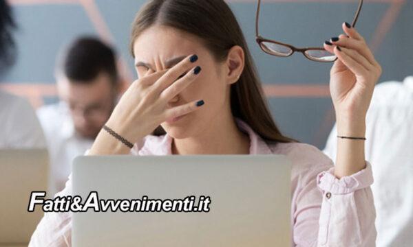 Salute & Benessere. Occhi e dispositivi elettronici: la computer vision syndrome (cvs)