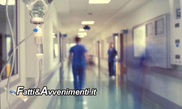 Cammarata (AG). Paziente in escandescenze: aggredisce infermiera, le rompe l'omero e trauma cranio-facciale
