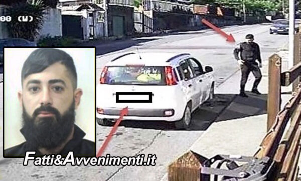 Catania. Rapina un disabile e lo prende a bastonate: beccato dalle telecamere ed arrestato
