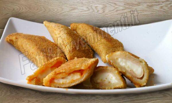 Sofficini fritti (con la panatura perfetta) – Ricetta facile e veloce