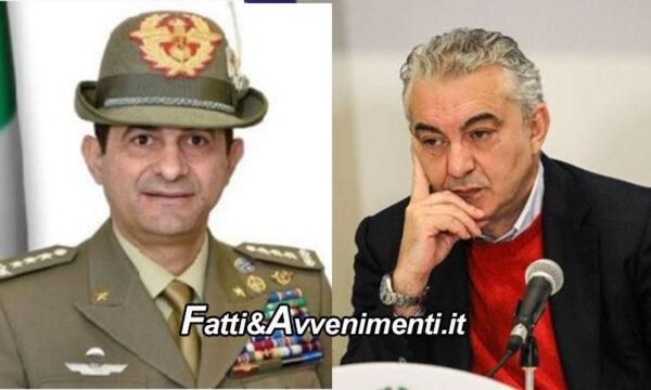 """Il premier Draghi rimuove Arcuri, al suo posto il generale Figliuolo, Salvini: """"Missione compiuta"""""""