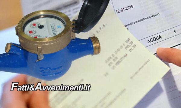 Legge & Diritto. La bolletta dell'acqua non è sempre una prova ai fini dei consumi addebitati all'utente