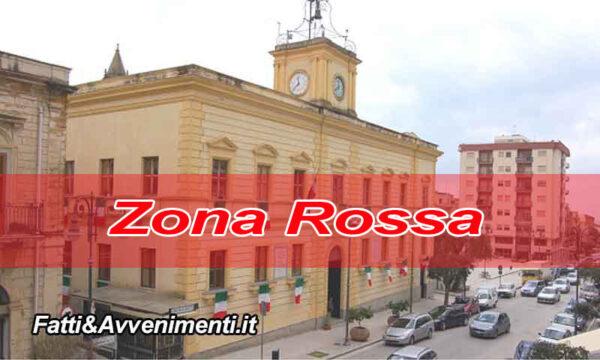 """Covid. Anche Ribera verso la """"Zona rossa"""": in una settimana raddoppiati i contagi passati da 40 a 83"""