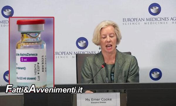 Vaccino AstraZeneca: per l'Ema è sicuro ed efficace, solo 25 casi su 20 milioni. Tranquillizzerà gli italiani?