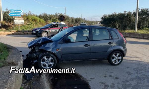 Castelvetrano (TP). Scontro tra auto e motoape: perde la vita un uomo di 69 anni, 5 i feriti