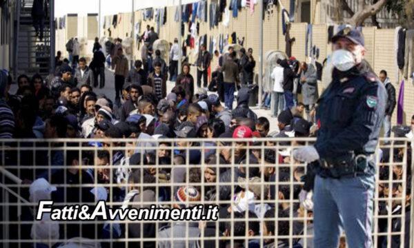 Lampedusa invasa dai migranti: 10 poliziotti in servizio all'hotspot  sono positivi al Covid-19