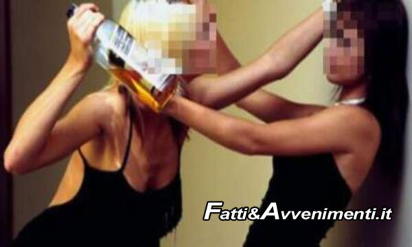 Caltanissetta. Compleanno tra amiche finisce a bottigliate in testa: rischiano multa per norme anti-Covid