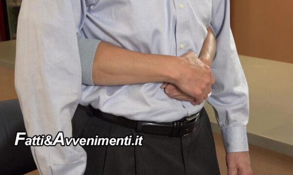 Palermo. Rischia di soffocare per boccone di traverso: la moglie guidata per telefono dal 118 lo salva