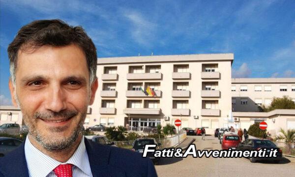 """Sanità. Barbagallo (PD): """"Incomprensibile Ospedale Covid Ribera senza tunnel di sanificazione, si rispettino norme""""."""