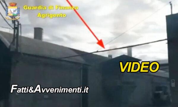 """Ribera (Ag). Finanza sequestra stabilimento lavorazione sansa: """"grave inquinamento ambientale"""""""