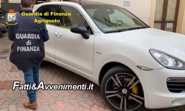 """Canicattì. Gdf sequestra 4 milioni di euro a associazione """"Sicania Soccorso"""": volontariato con soldi dell'Asp"""