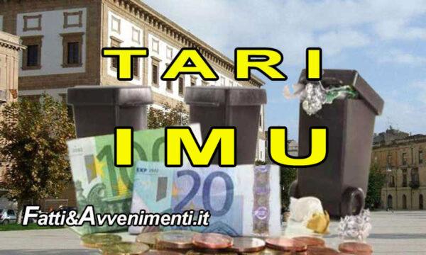 """Sciacca. Milioti e Bono: """"Avvisi TARI e IMU ai cittadini, ma gli aiuti ai Comparti dove sono?"""""""