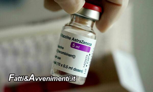 Vaccino AstraZeneca, c'è il nuovo modulo per il consenso:  coaguli e trombosi tra effetti collaterali. Scarica il pdf