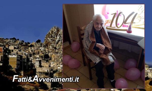 "Caltabellotta Paese di centenari: ""Nonna Marianna"" compie 104 anni"