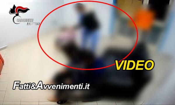 """Palermo. Arrestati 3 operatori: """"Schiaffi, minacce e violenze a soggetti spastici in un centro a Brancaccio"""