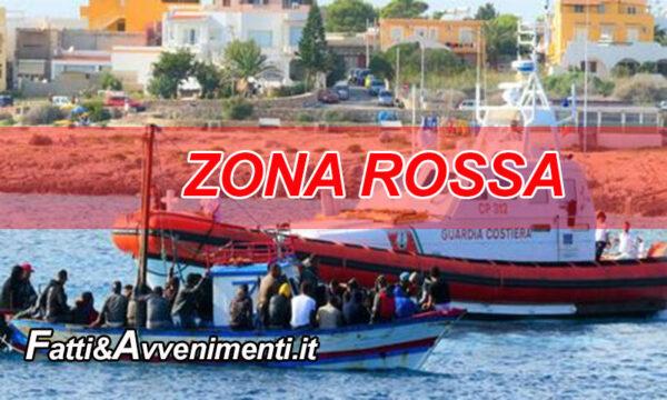 """Lampedusa, Linosa e altri 5 Comuni """"Zone Rosse"""": Musumeci firma ordinanza valida dal 2 al 14 aprile"""