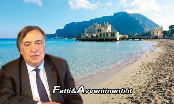 Palermo. Ordinanza sindaco Orlando: 1 e 2 maggio divieto di accesso in spiagge per bloccare contagi