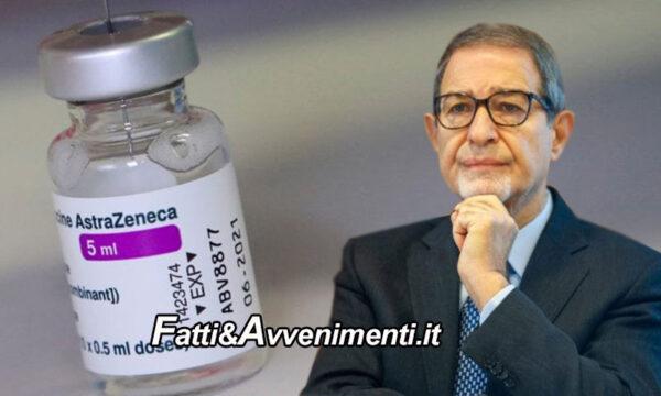 """Covid. Musumeci: """"in Sicilia l'80% delle persone dice no al vaccino AstraZeneca"""""""