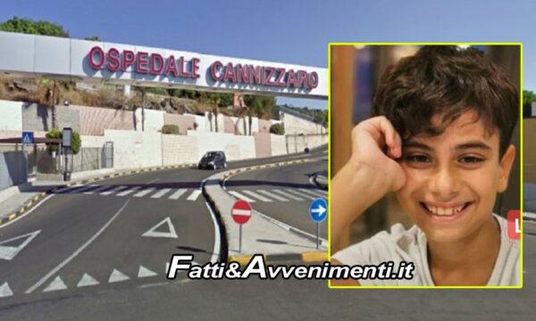 Lentini (Sr). Bicicletta contro auto: muore a soli 13 anni al Cannizzaro di Catania