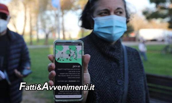 """Stop ai Pass vaccinali, Garante Privacy al Governo: """"non tutela i diritti e le libertà delle persone"""""""