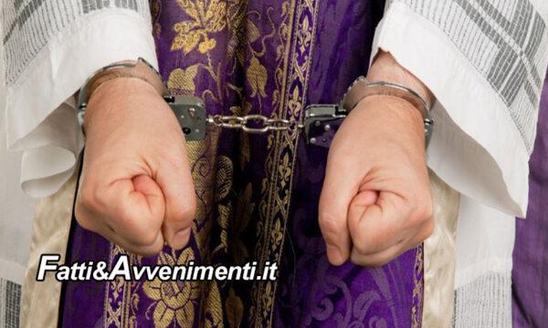 """Palermo. Prostituzione minorile: """"Sesso in chat con un ragazzino"""", arrestati la madre e un prete"""
