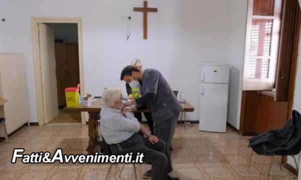 Covid. Flop vaccini in chiesa, poche adesioni: i dati di tutte le provincie siciliane