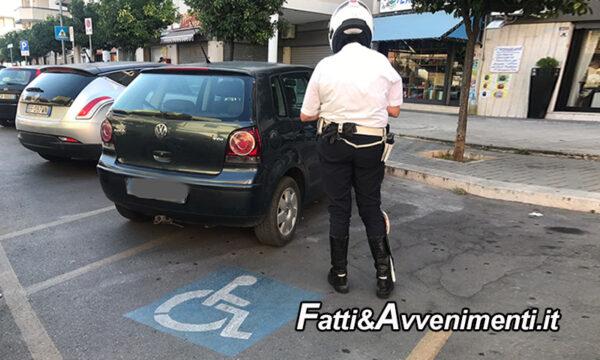 Legge & Diritto. Parcheggi abusivamente nel posto auto riservato agli invalidi? Ecco quando è reato