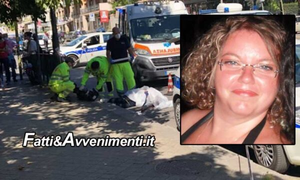 Palermo. Auto travolge una 46enne in prossimità delle strisce pedonale: morta sul colpo