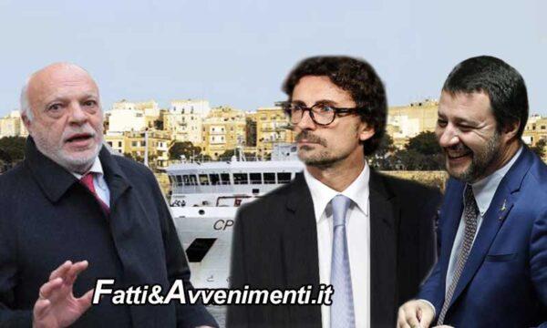 """Giudice Sarpietro: """"Processo a Salvini avrebbe comportato l'incriminazione di Conte, Di Maio e Toninelli"""""""