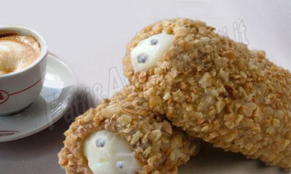 Ciardoni con ricotta e gocce di cioccolato – Ricetta siciliana
