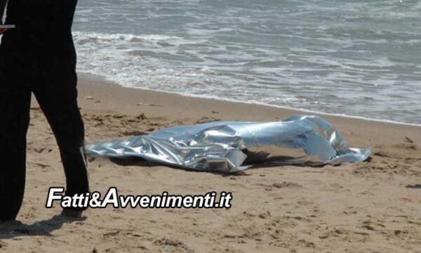 Ponte Naso (ME). Il cadavere di una 43enne del luogo ritrovato sulla spiaggia: indagano i carabinieri