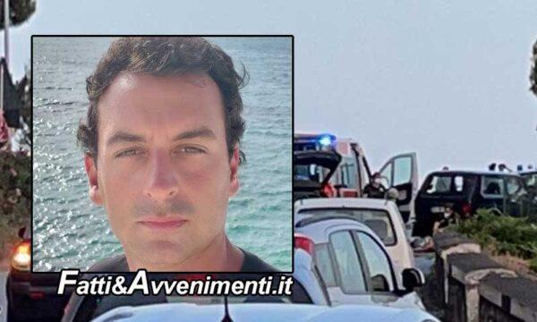 Taormina. Tragico scontro tra moto e una jeep: un 34enne muore sul colpo