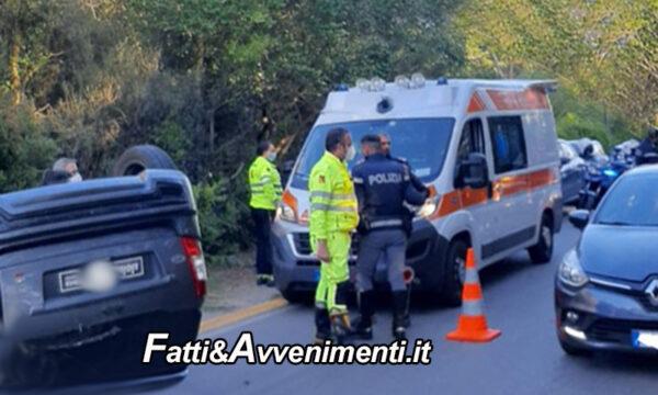 Palermo, 14enne su minicar travolge ciclista alla Favorita: è grave, ricoverato in codice rosso