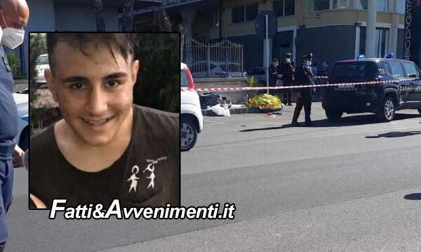 Biancavilla (CT). Scooter con 2 ragazzi  si schianta contro un palo: muore un 17enne, grave l'altro giovane