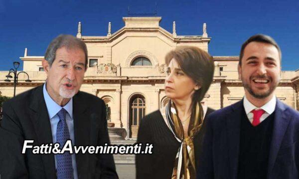 """Sciacca, Marcia per le Terme. Musumeci: """"Inutile teatro di Valenti e Catanzaro"""", a perdere è la città"""