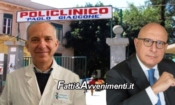 Palermo. Armao in visita al Laboratorio di Fisiopatologia Cellulare e Molecole del Policlinico Giaccone