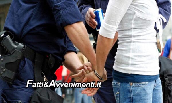 Catania. Picchia il marito davanti al figlio piccolo: moglie violenta arrestata