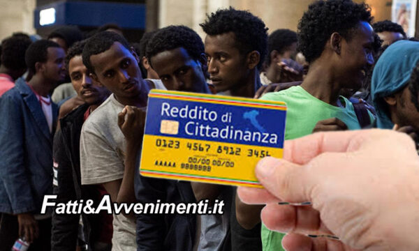 Enna. Migranti in Centro Accoglienza con Reddito di Cittadinanza: 10 denunce per truffa aggravata