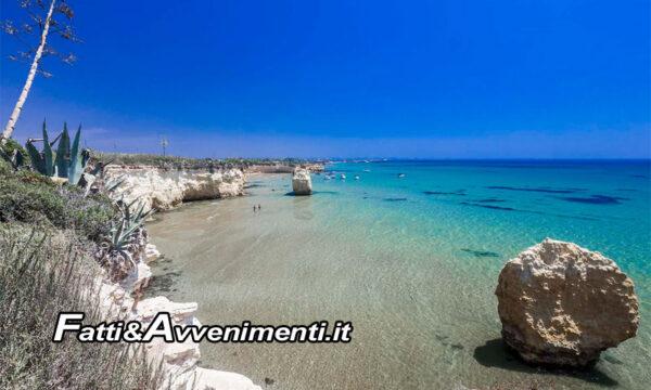 """Spiagge Sicilia. Aumentano le """"Bandiere Blu"""": salgono a 10 tra le province di Ragusa, Messina e Agrigento"""