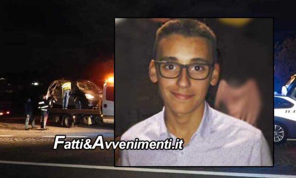 Modica (RG). Tragico scontro tra un'auto e uno scooter: perde la vita un giovane di 17 anni